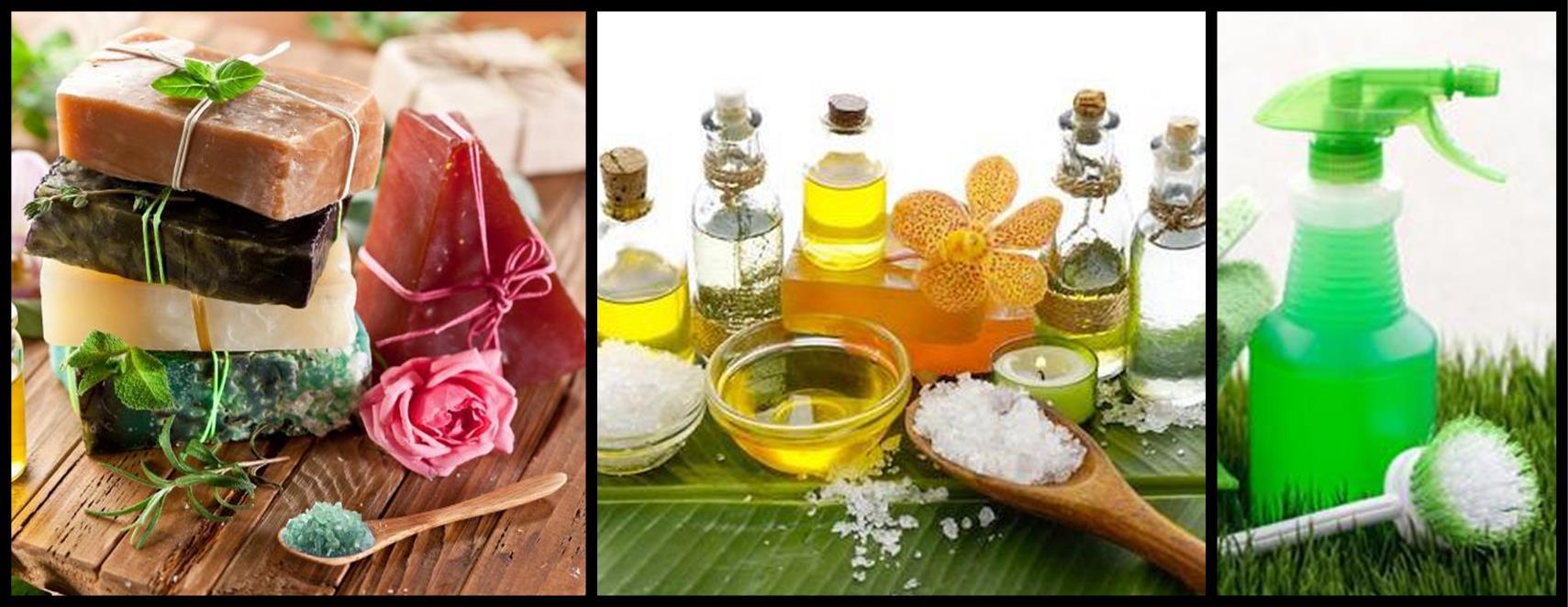 Laboratorio di autoproduzione di cosmetici saponi e - Detergenti naturali facuti in casa ...